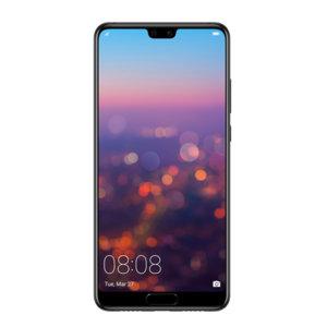 Мобилен телефон Huawei P20 DS BLACK